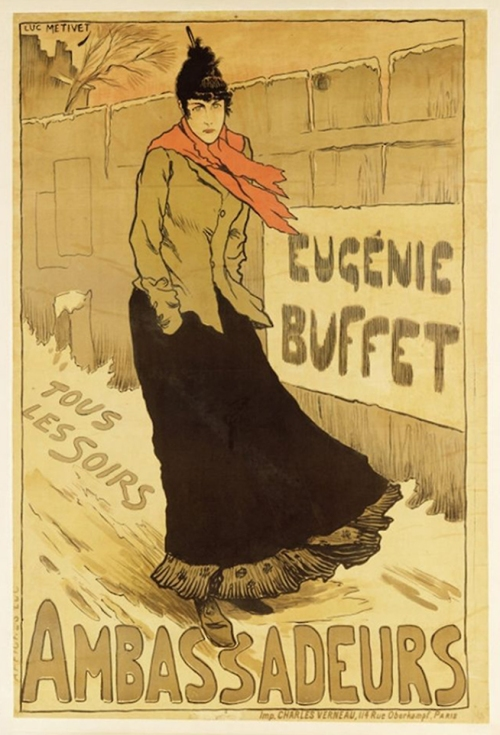 Eugenie Buffet by Luc Metivet